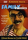 Family Classics Multi Movie Pack