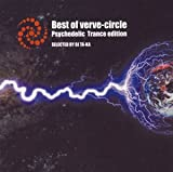 Cubierta del álbum de Best of verve-circle Psychedelic Trance Edition