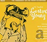 Cubierta del álbum de The Essential Lester Young