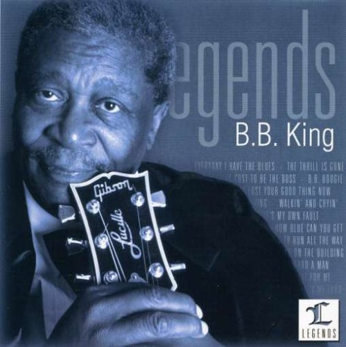Legends: B.B. King