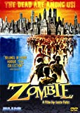 Zombie - movie DVD cover picture