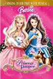 Barbie As The Princess and the Pauper - movie DVD cover picture