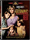 The Burning Bed - movie DVD cover picture