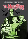 The Munsters - The Complete First Season - movie DVD cover picture