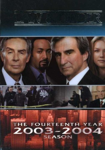 Law &amp; Order - The Fourteenth Season  DVD