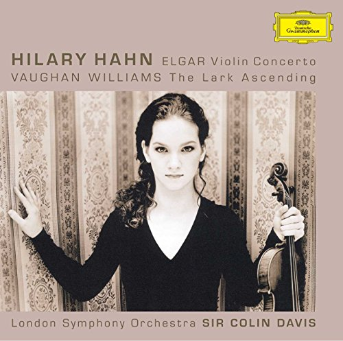 Violinist Hilary Hahn plays Elgar