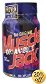 BBS - Body Building Supplements - Muscle Jack, 80 capsules, Buy it at The... by BBS - Body Building Supplements