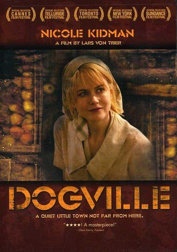 Dogville DVD