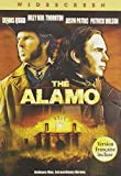 The Alamo (Widescreen Edition) - movie DVD cover picture