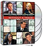Without a Trace: Complete First Season (4pc)