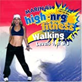 Album cover for MArina's hign-nrg fitness-Walking Levels 1, 2 & 3