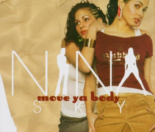 "Nina Sky - ""Move Ya Body"" (Single)"