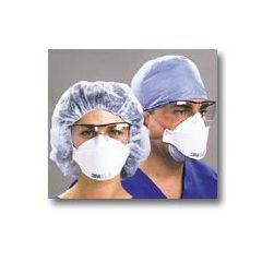 Particulate Respirator and Surgical Mask - Box of 20 3M