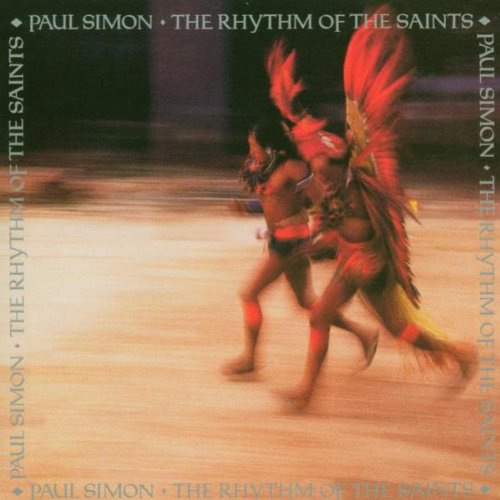 Paul Simon - Rhythm Of The Saints - Zortam Music