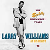 Pochette de l'album pour At His Finest: The Specialty Rock 'N' Roll Years