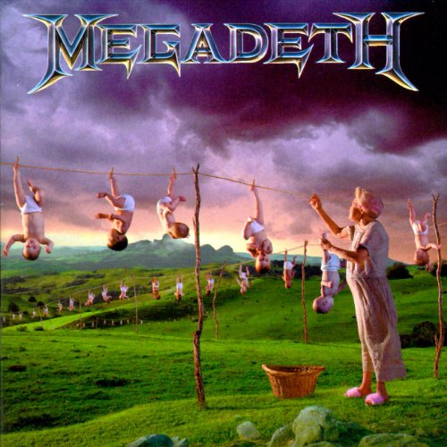 Megadeth - Youthanasia (Remastered) - Zortam Music