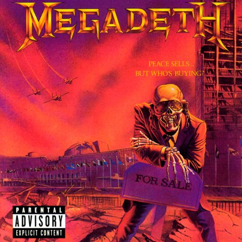 Megadeth - Peace Sells...But Who