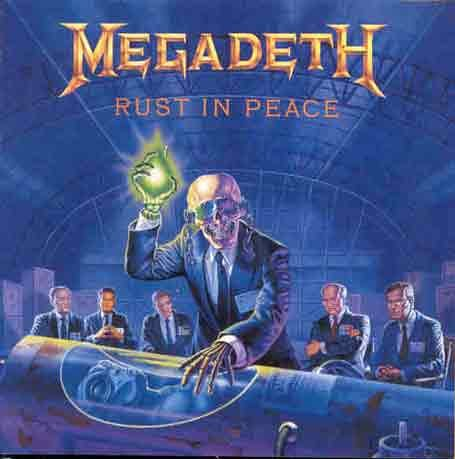 Megadeth - Rust in Peace: Remastered & Expanded - Zortam Music
