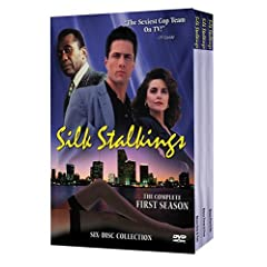 Silk Stalkings Dvds