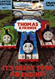 Thomas The Tank Engine and Friends - It's Great to Be an Engine (with Toy)