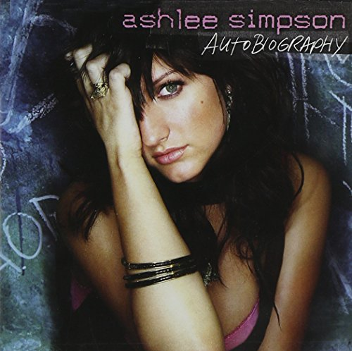 Original album cover of Autobiography by Ashlee Simpson