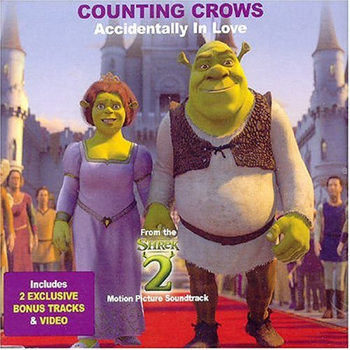 Accidentally In Love by Counting Crows album cover