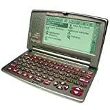 Spanish English electronic talking dictionary and text translator ECTACO ES-X5