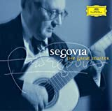 Album cover for Segovia  Great Master