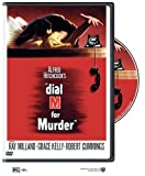 Dial M for Murder - movie DVD cover picture