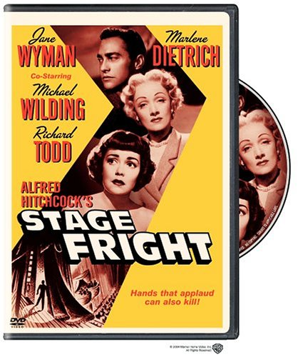 Stage Fright / Страх сцены (1950)
