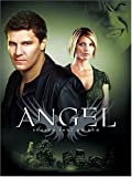Angel - Season Four - movie DVD cover picture