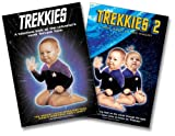 Trekkies 1 and 2 2pk Set - movie DVD cover picture