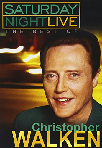 Saturday Night Live - The Best of Christopher Walken DVD