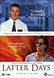Latter Days (Unrated Edition) - movie DVD cover picture