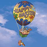 Pattern for Easter Egg Hot Air Ballon