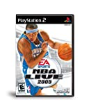 NBA Live 2005 for PlayStation 2