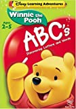 Disney's Learning Adventures - Winnie the Pooh - ABC's - movie DVD cover picture