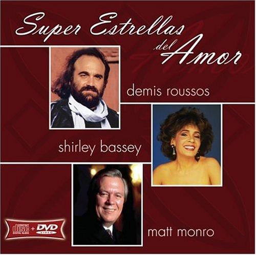 Super Estrellas Del Amor (Superstars of Love) (CD & DVD)