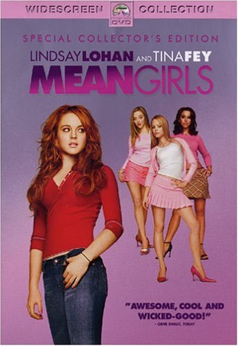Mean Girls  DVD