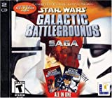 Star Wars Galactic Battlegrounds Saga (Jewel Case)