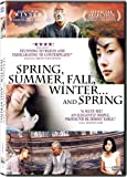 Spring, Summer, Fall, Winter... and Spring - movie DVD cover picture
