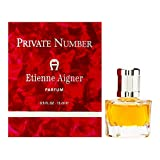 Private Number by Etienne Aigner for Women 0.5 oz Parfum Classic