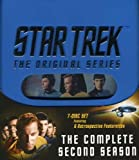 Star Trek The Original Series - The Complete Second Season - movie DVD cover picture