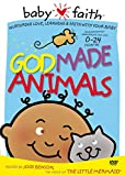 God Made Animals Baby Faith DVD