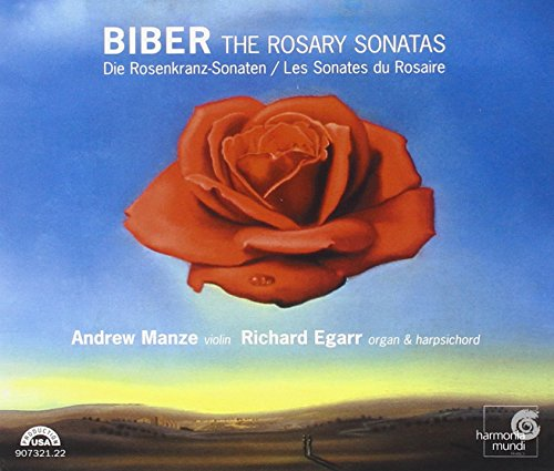 Violinist and Composer, von Biber  Mystery of the Rosary