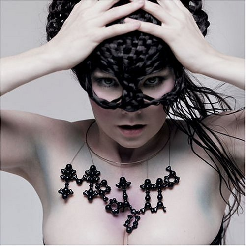 Original album cover of Medulla by Bjork