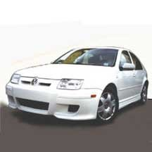 Jetta 99 - 02 : VW Jetta FULL BODY KIT  by GTP, ViS or AIT