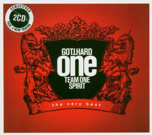 Gotthard-One Team One Spirit - Neverever` - 傻逼乐园