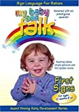 My Baby Can Talk - First Signs - movie DVD cover picture
