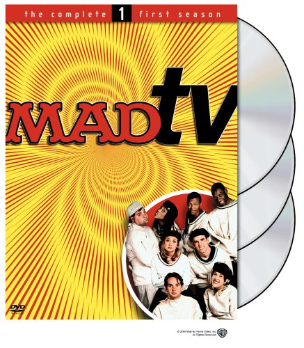 MADtv: The Complete First Season cover